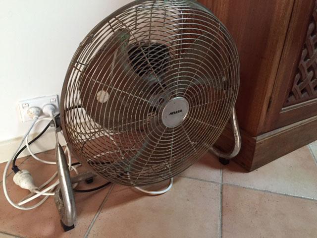fan repairs