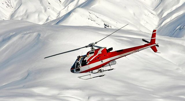 Helicopter Skiing Is A Thrilling Sport