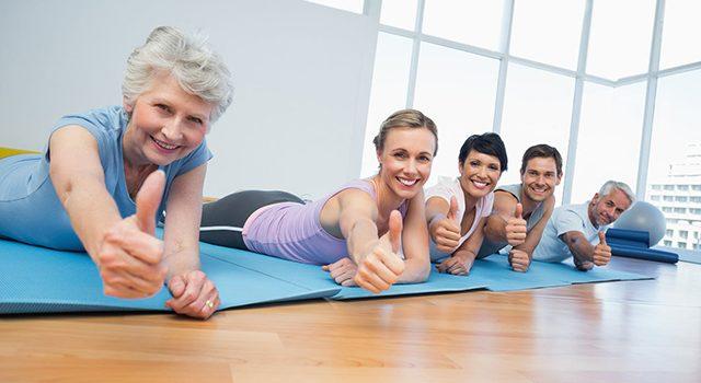 The Pilates Hundred Training