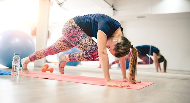 What's the difference between fitness Pilates and clinical Pilates?